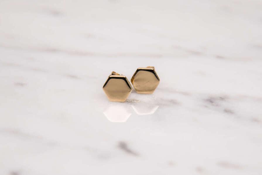 aretes hexagono