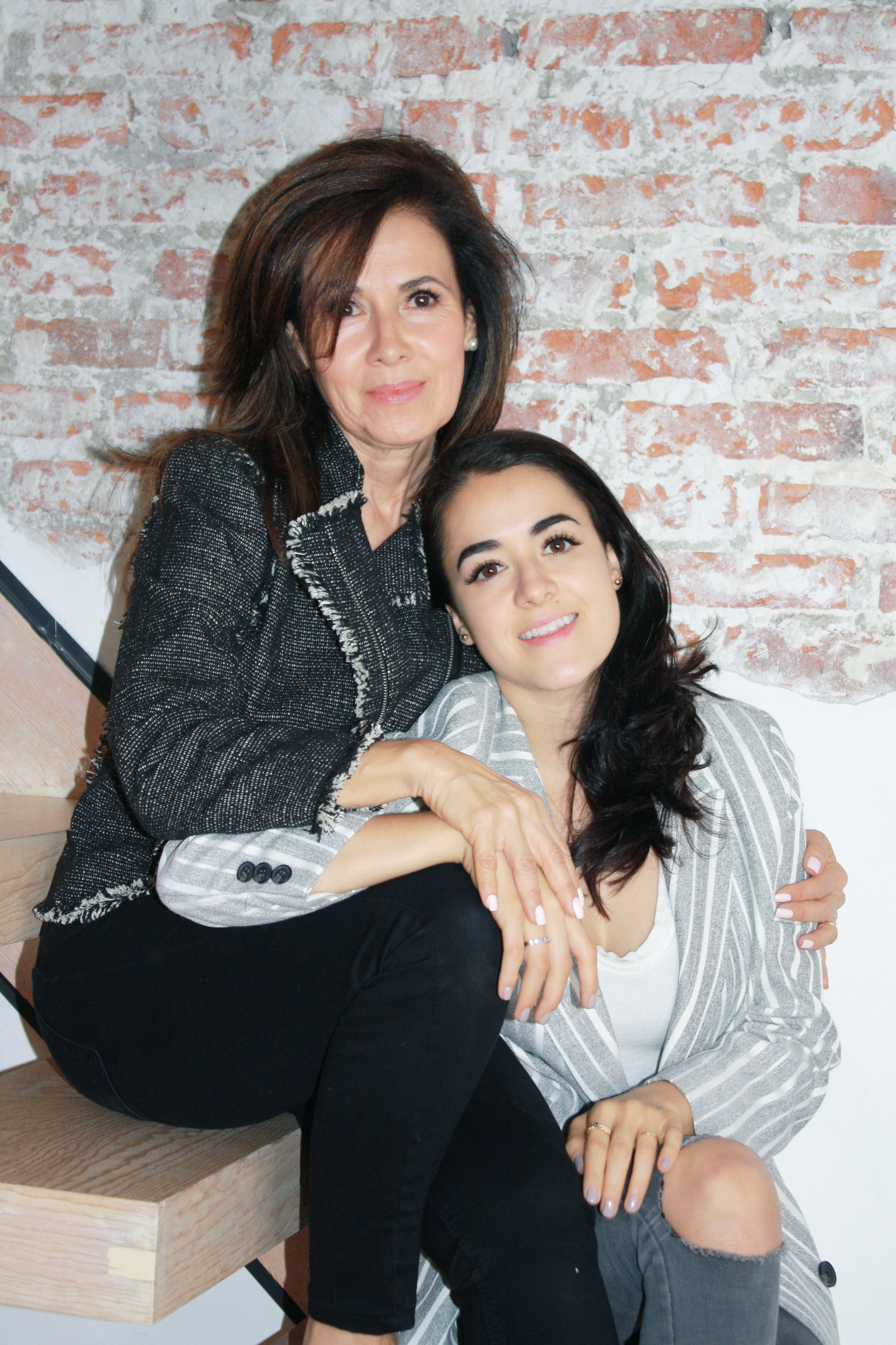 ana allier madre e hija