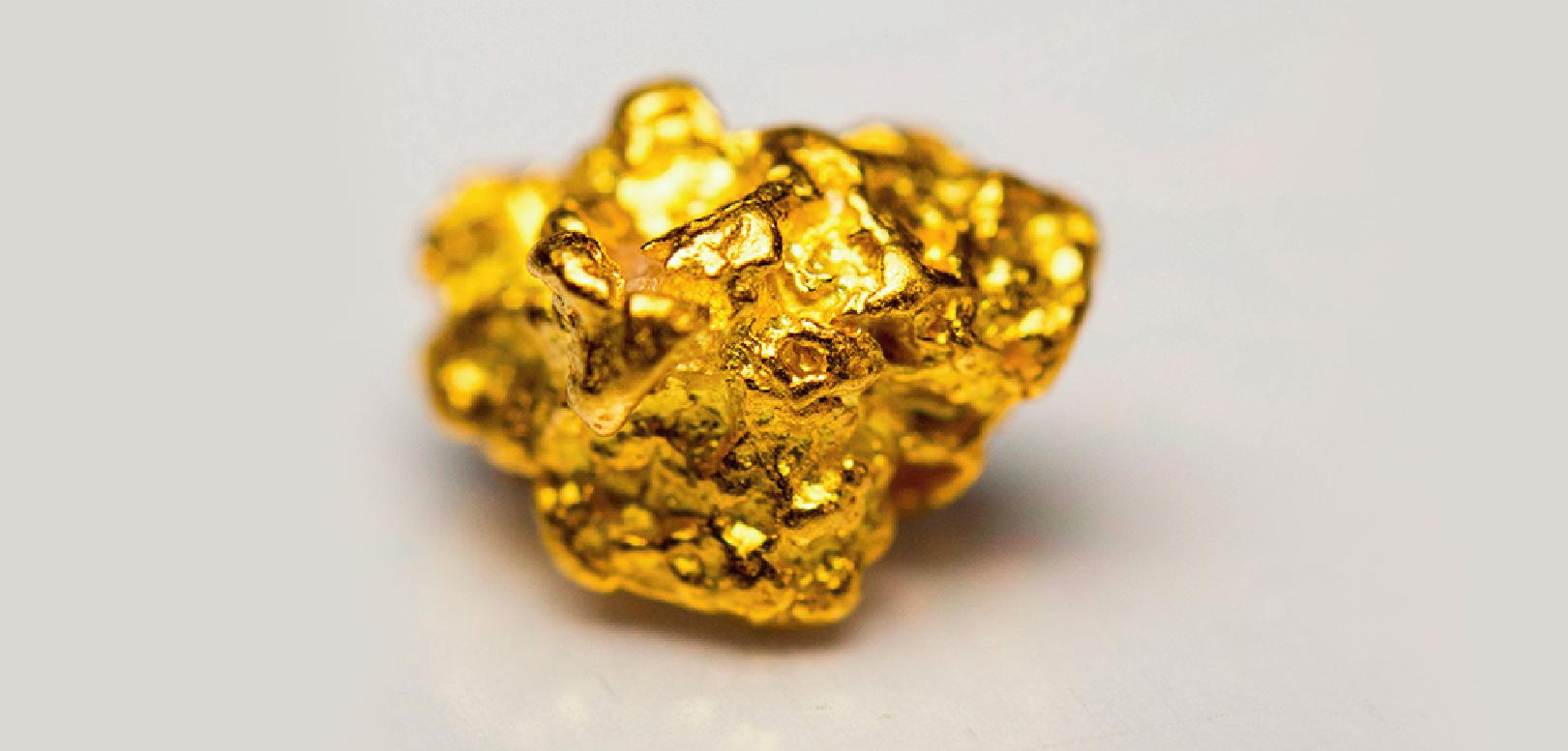 metal precioso oro